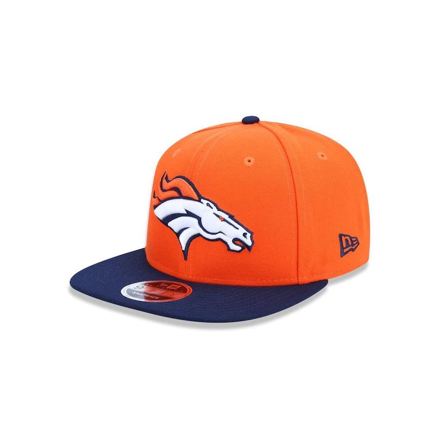 9849f9777b75b Boné Aba Reta New Era 950 Original Fit Denver Broncos NFL - 32849 - Snapback  - Adulto
