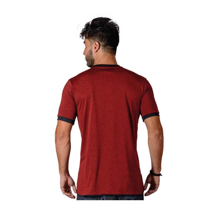 4e192274a1e35 Camiseta Flamengo Braziline Polo Gang - Masculina