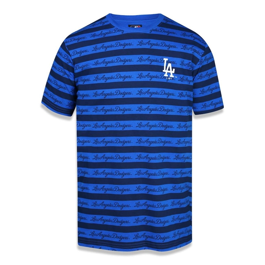 Camiseta New Era Los Angeles Dodgers MLB - 43151 1177fa82aeb