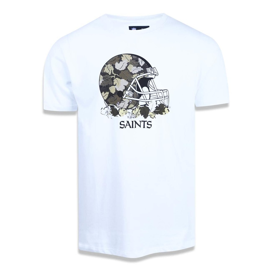 Camiseta New Era New Orleans Saints NFL - 43239 221e3d5f4f7