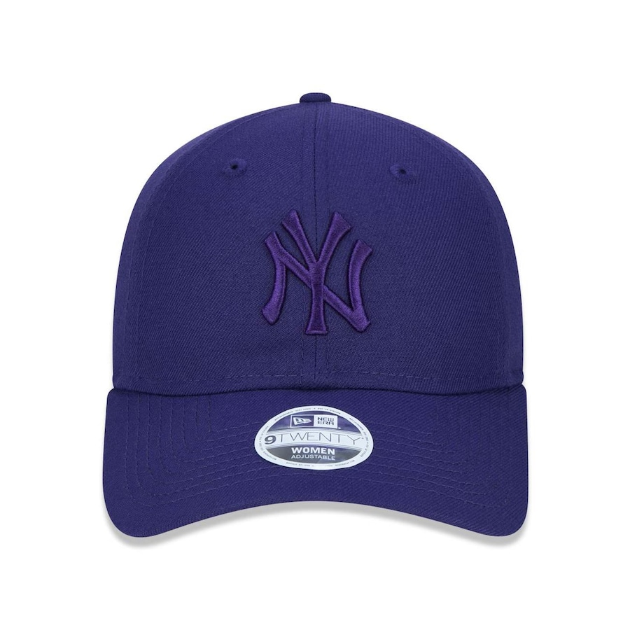 f0f83c5620450 Boné Aba Curva New Era 920 New York Yankees MLB - 43422 - Strapback - Adulto