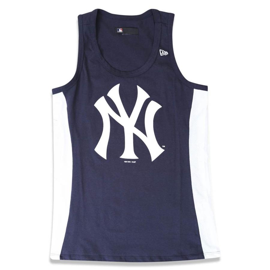 Camiseta Regata New Era New York Yankees MLB - 37512 a1b2d68b224