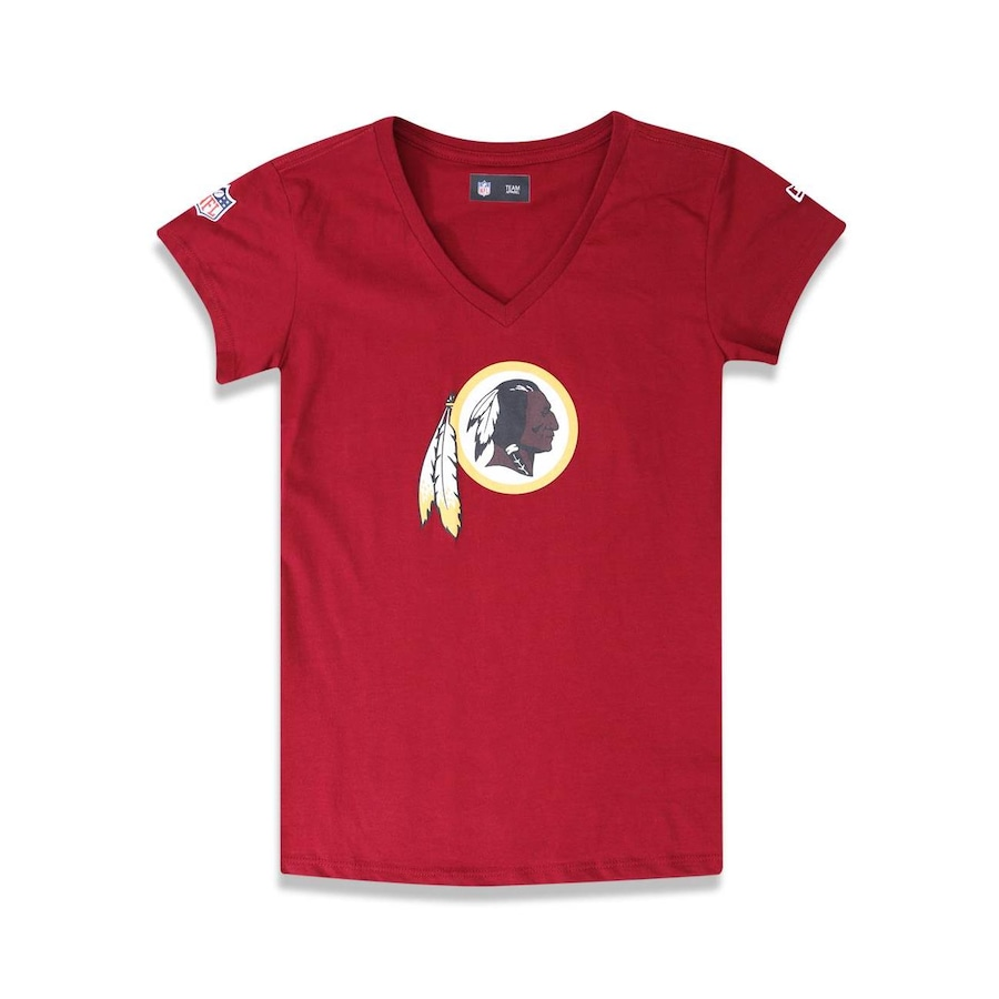 ae727139a3c1e Camiseta New Era Washington Redskins NFL - 37560