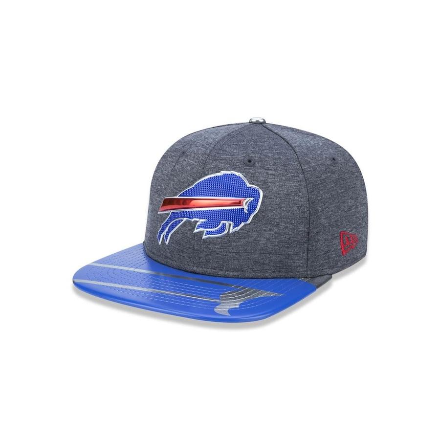 1d6afe319 Boné Aba Reta New Era 950 Original Fit Buffalo Bills - 39792 - Snapback -  Adulto
