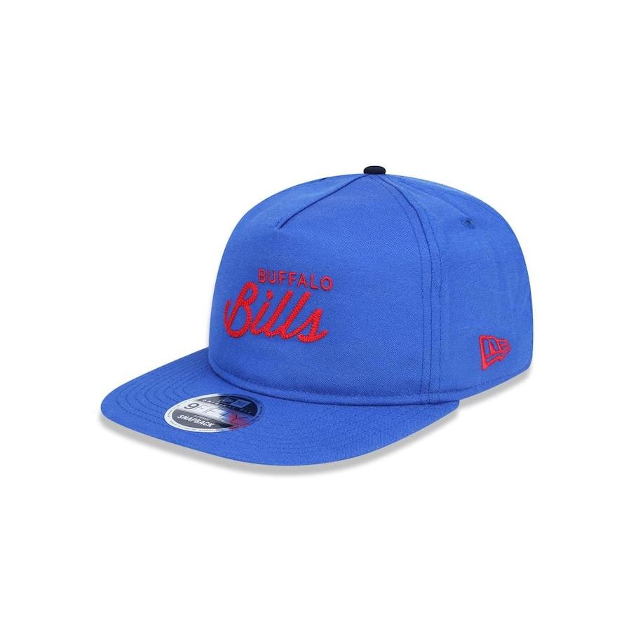 97adbfe5d8 Boné Aba Reta New Era 950 Original Fit Buffalo Bills NFL - 39728 - Snapback  - Adulto