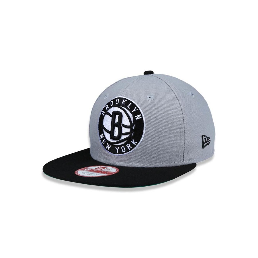 Boné Aba Reta New Era 950 Brooklyn Nets NBA Original Fit - 34075 - Snapback  - Adulto de76e2db502