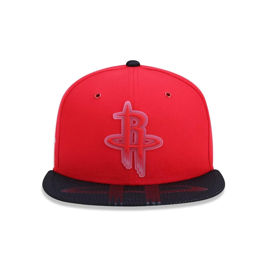 Boné Aba Reta New Era 950 Houston Rockets NBA - 42964 - Snapback - Adulto 47cffb67ff6