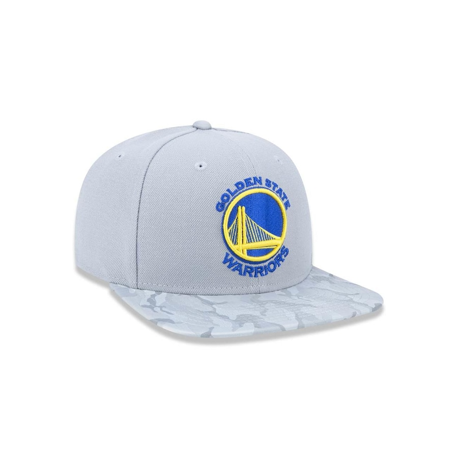f4680fda5dcee Boné Aba Reta New Era 950 Original Fit Golden State Warriors NBA - 41034 -  Snapback - Adulto