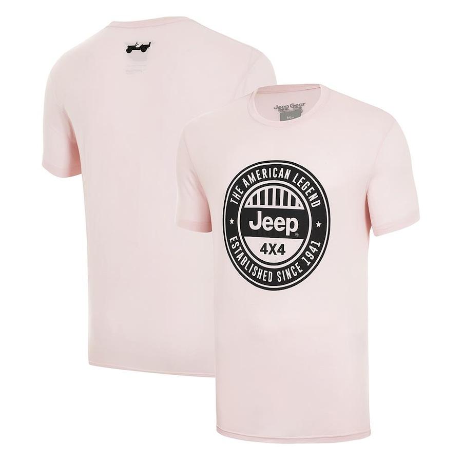 3eafc63ffc Camiseta Jeep American Legend 4x4 - Masculina