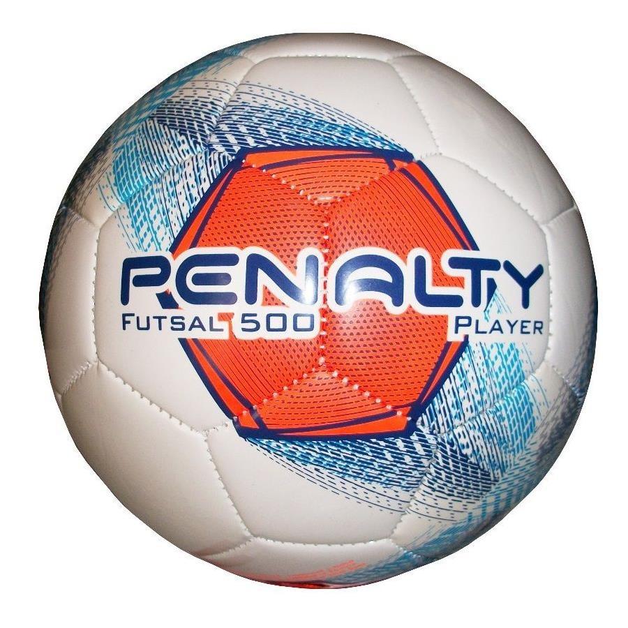 75ecdd7def Bola de Futsal Penalty Player 500 VIII Costurada