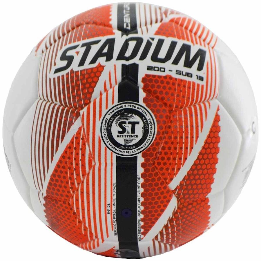 0cde9c8897 Bola de Futsal Stadium Centurion 200 Sub 13 Termotec - Infantil