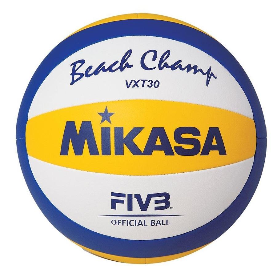 b4a92eae61 Bola de Vôlei de Praia Mikasa VXT30