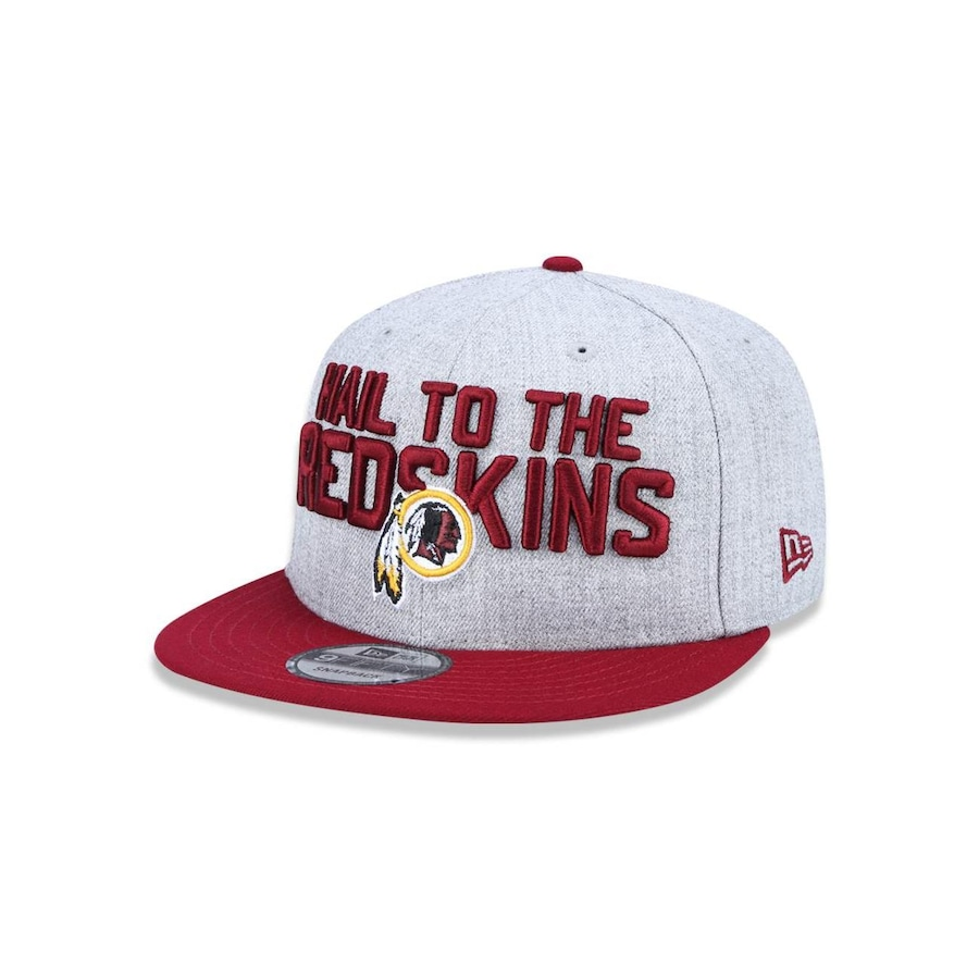 5359fe961f Boné Aba Reta New Era 950 Washington Redskins NFL - 43520 - Snapback -  Adulto