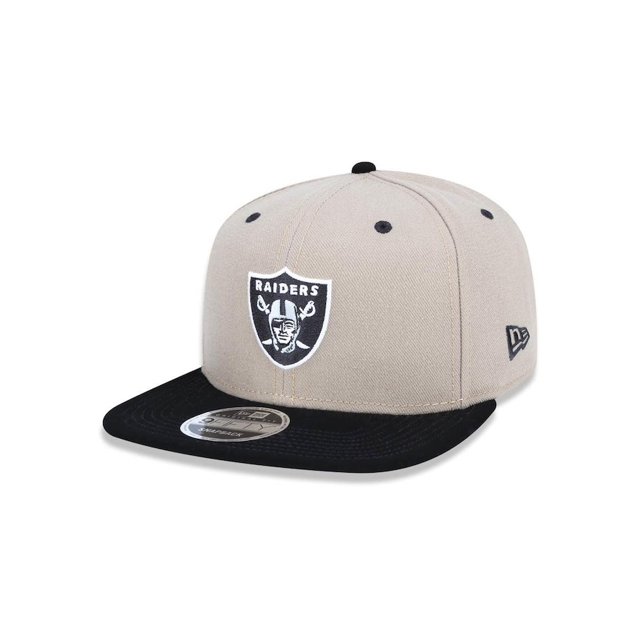 Boné Aba Reta New Era 950 Original Fit Oakland Raiders NFL - 42095 -  Snapback - Adulto 155bd0e225b