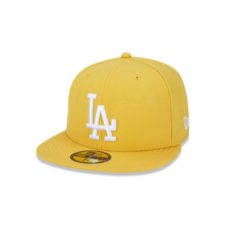 e83987289b619 Boné Aba Reta New Era 5950 MLB Los Angeles Dodgers 18900 - Fechado - Adulto