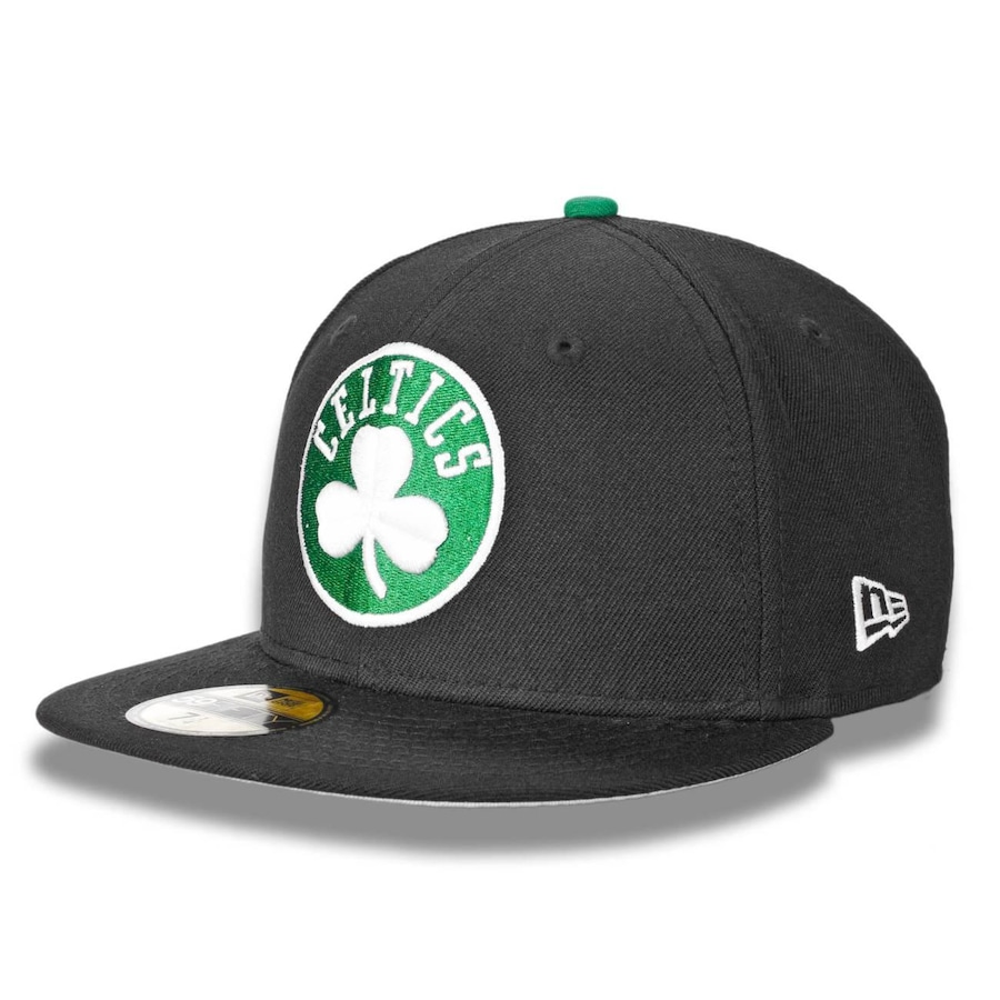 c7fd7ff771f34 Boné Aba Reta New Era 5950 NBA Boston Celtics 30980 - Fechado - Adulto