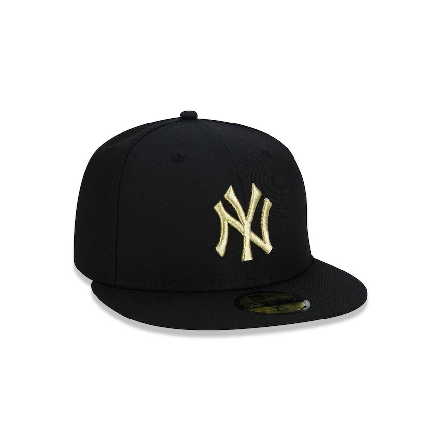 2d8007022ec5e Boné Aba Reta New Era 5950 MLB New York Yankees 17480 - Fechado - Adulto