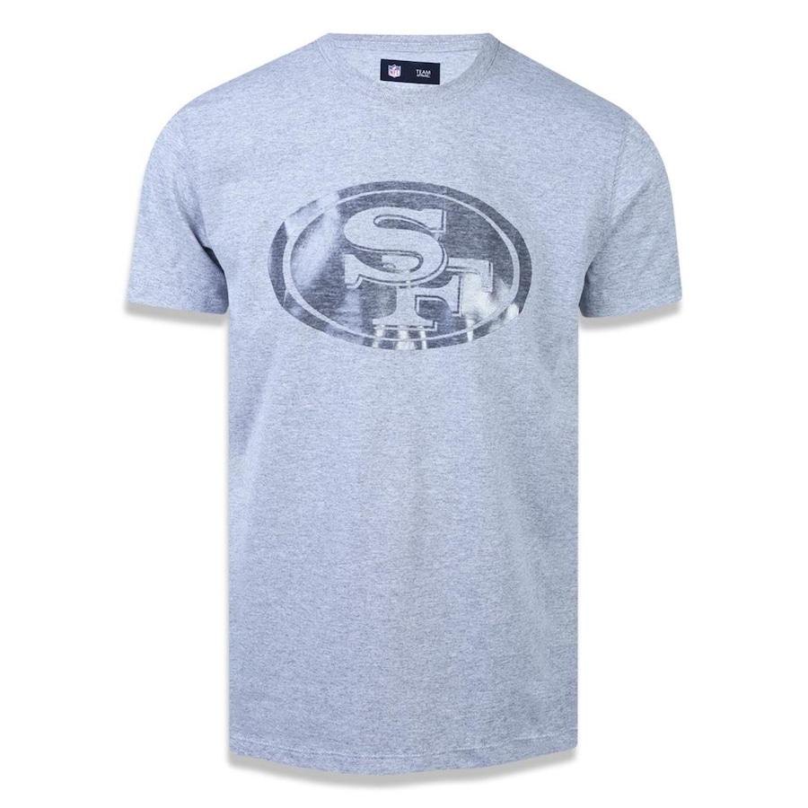87fb0f1d1a Camiseta New Era NFL San Francisco 49Ers 43248 - Masculina