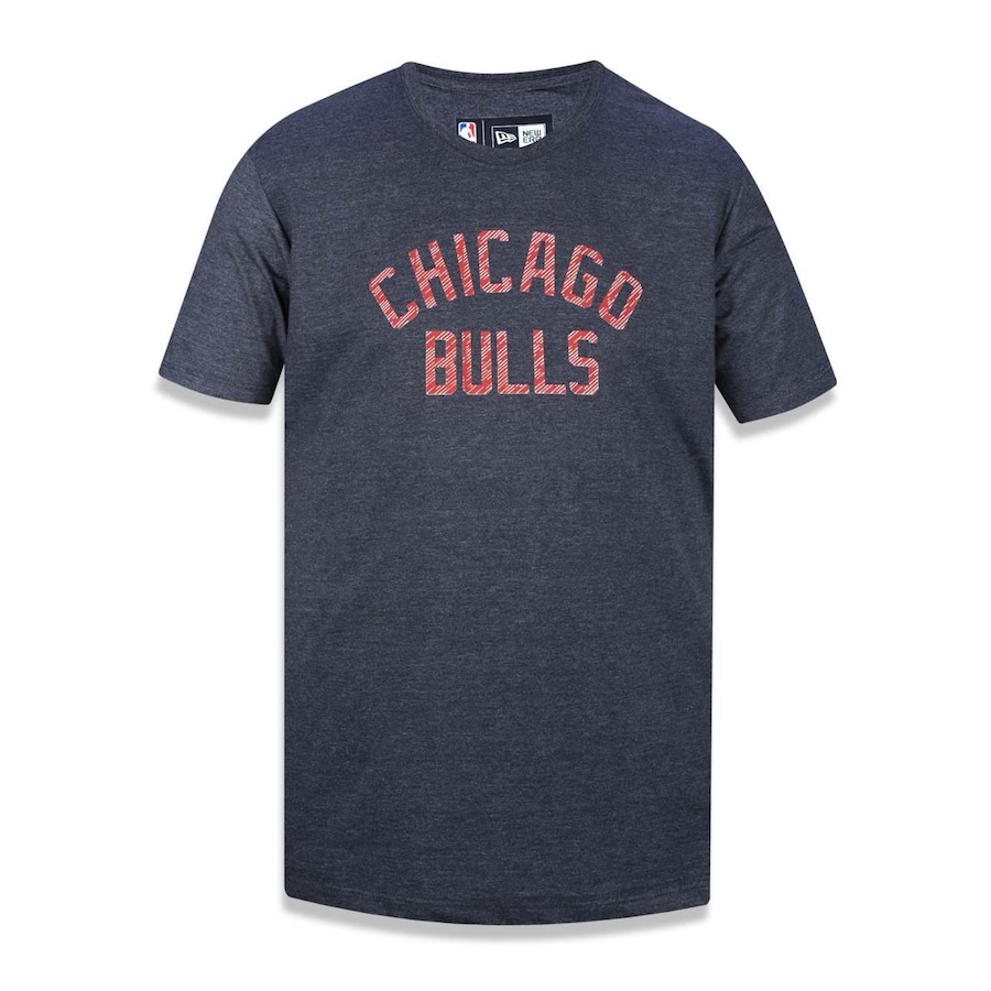 Camiseta New Era NBA Chicago Bulls 42035 - Masculina fb2a591c719bb