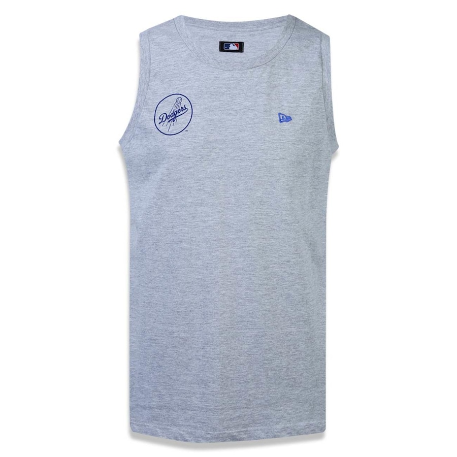 Camiseta Regata New Era MLB Los Angeles Dodgers 43079 - Masculina 1db5c5af95e