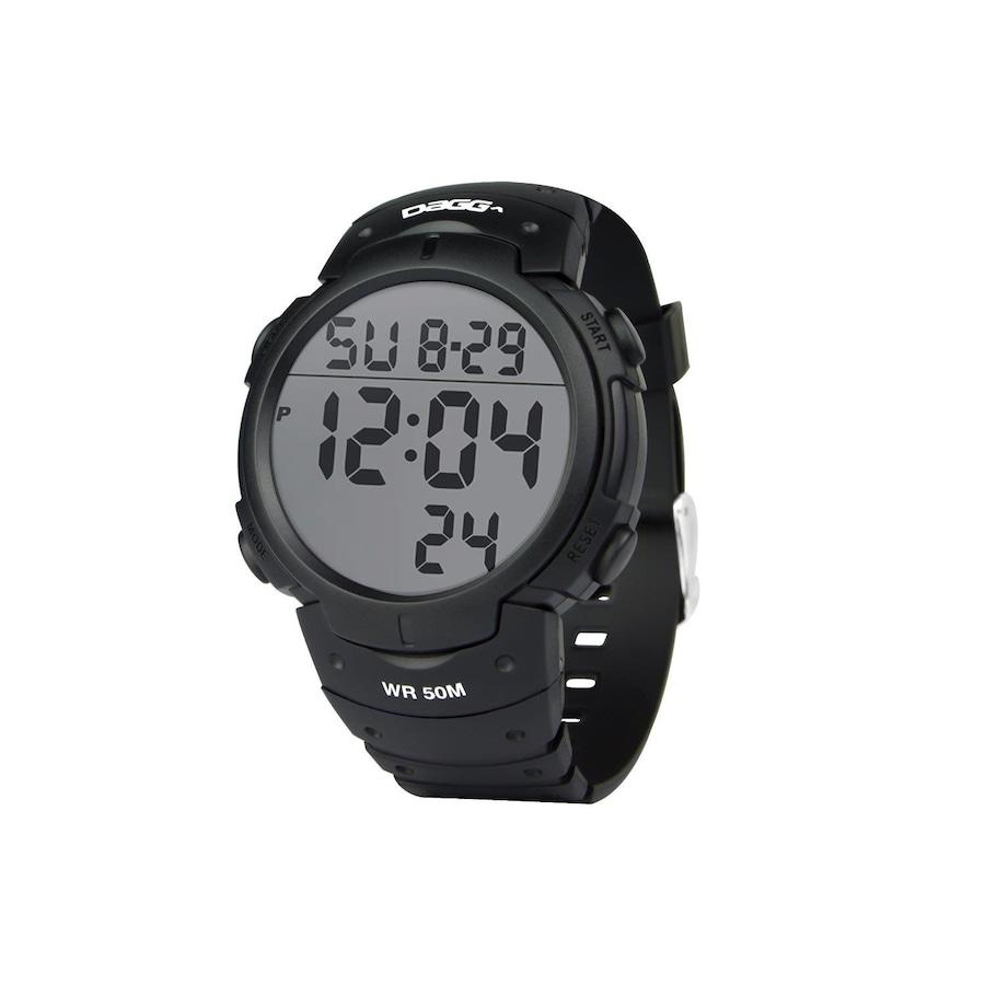 5ae16dce97e12 Relógio Digital Dagg Watch Gear - Unissex