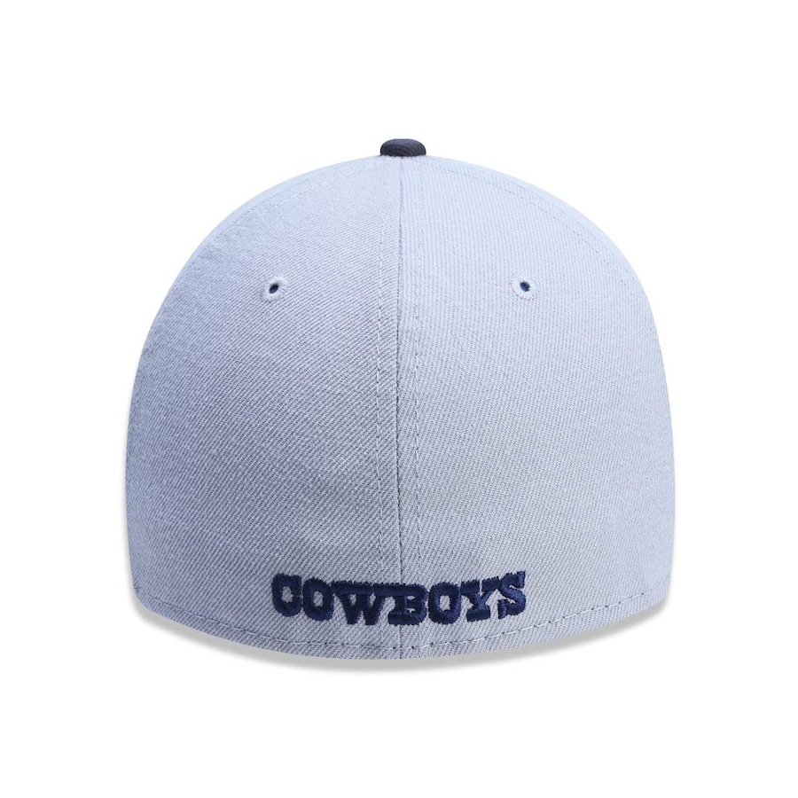 Boné Aba Reta New Era 5950 Dallas Cowboys NFL 38743 - Fechado - Adulto c6e02f55dffc1