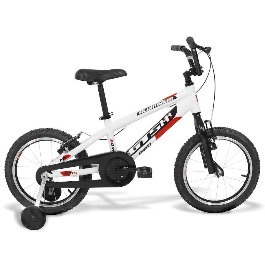 96c9dfc63 Bicicleta Aro 16 GTS M1 Advanced New Kids Freio V-Brake Infantil