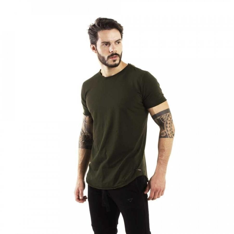 Camiseta Brohood Longline Curve Breath 90edb2882f4