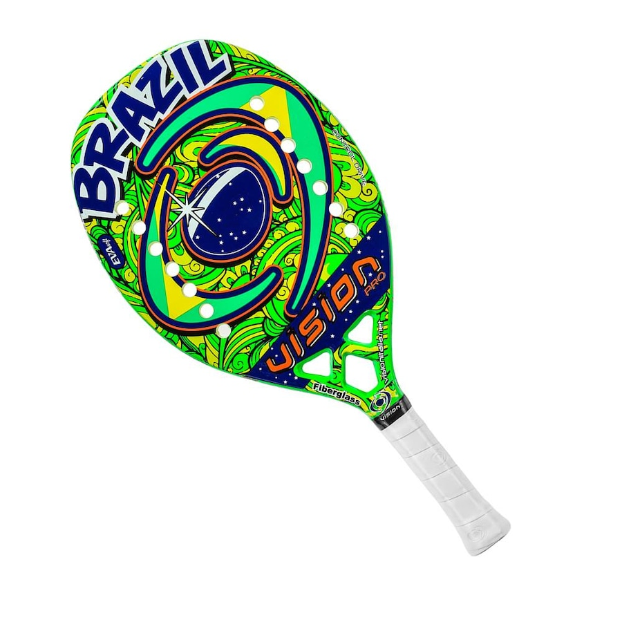 c605e659e Raquete de Beach Tennis Vision Brazil - 49 - 2017