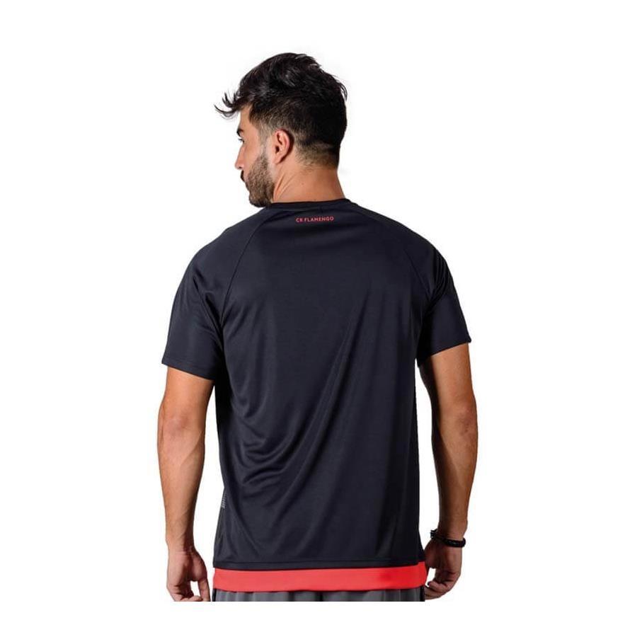 Camiseta do Flamengo Raglan Braziline Rally - Masculina 174007890ee6c