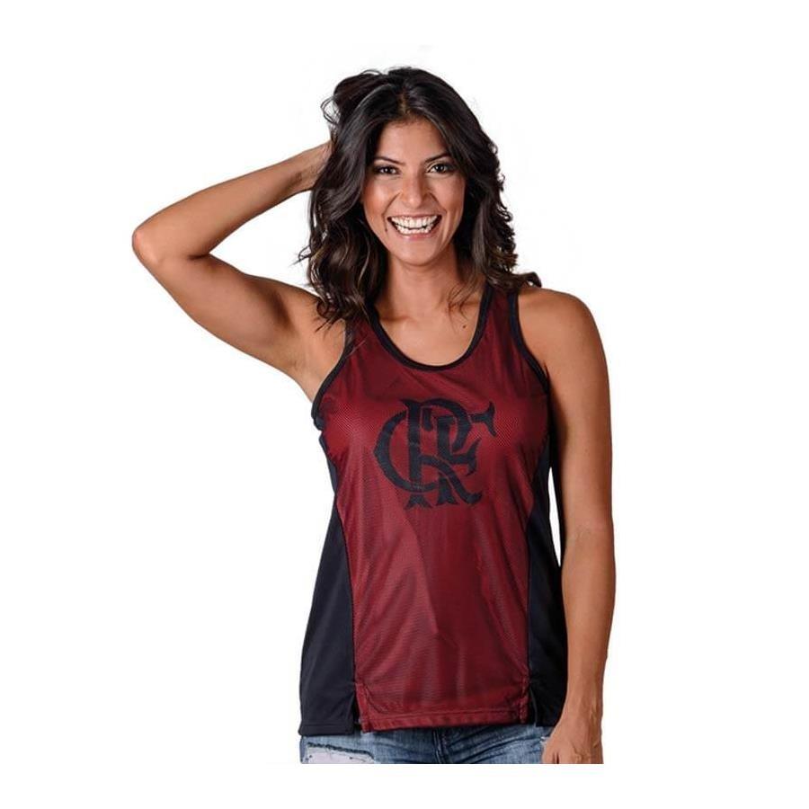 Camiseta Regata do Flamengo Braziline Wink - Feminina 4f20f45416553