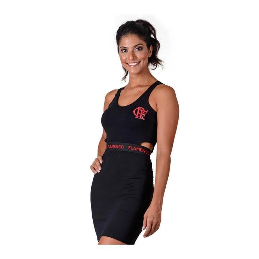 Vestido do Flamengo Braziline Secret - Feminino 6008ba5176424