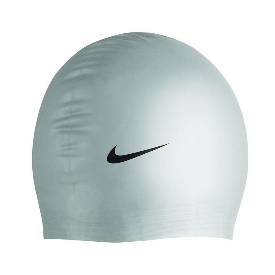 3ada82ceb6827 Touca de Natação Nike Solid Silicone Cap - 04A