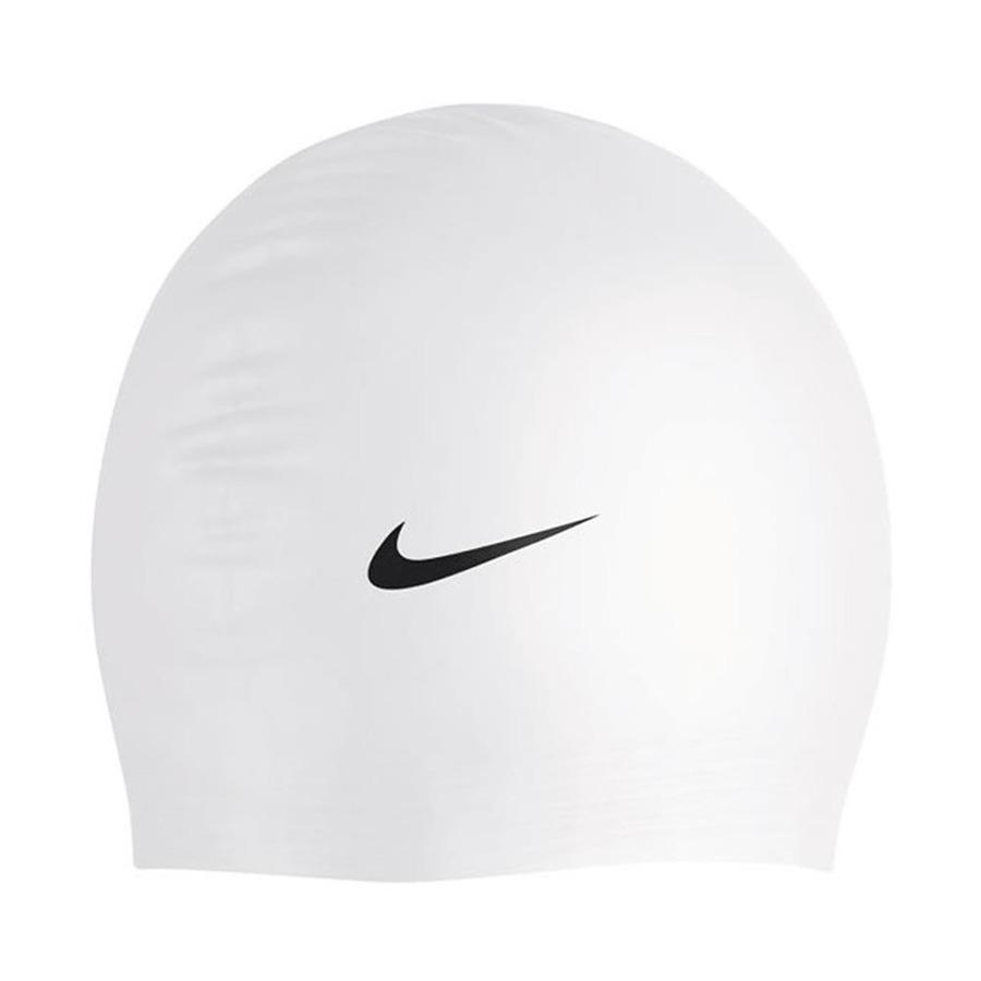 8535611921c69 Touca de Natação Nike Solid Silicone Cap - 100