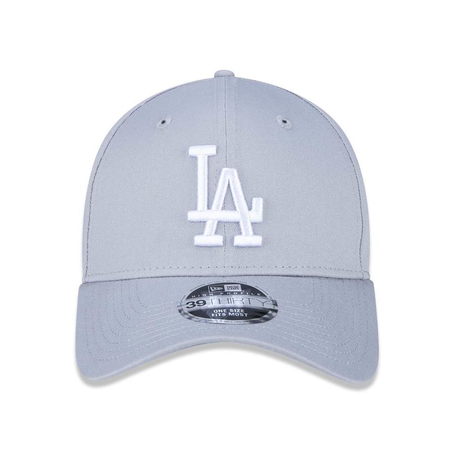 Boné 3930 New Era Los Angeles Dodgers MLB 34818 - Fechado - Adulto d8755ea3f2d