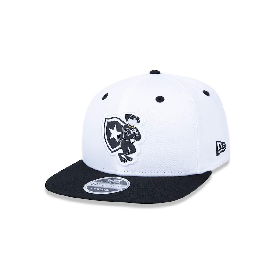 044b6fd443 Boné Aba Reta New Era 950 Original Fit Botafogo 43961 - Snapback - Adulto