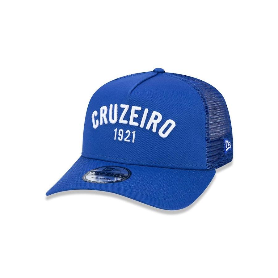 Boné New Era 940 Cruzeiro 43963 - Snapback - Adulto b5bc9adff3f
