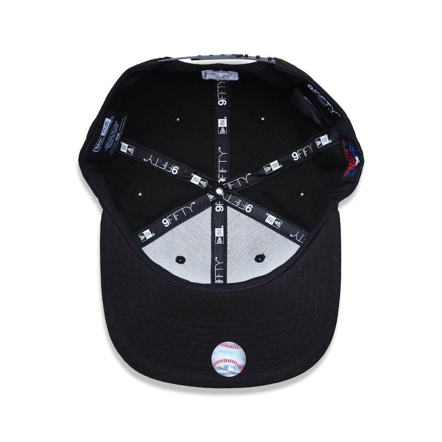 Boné Aba Reta New Era 950 Original Fit MLB Chicago White Sox 30033 -  Snapback - Adulto 634b450b177