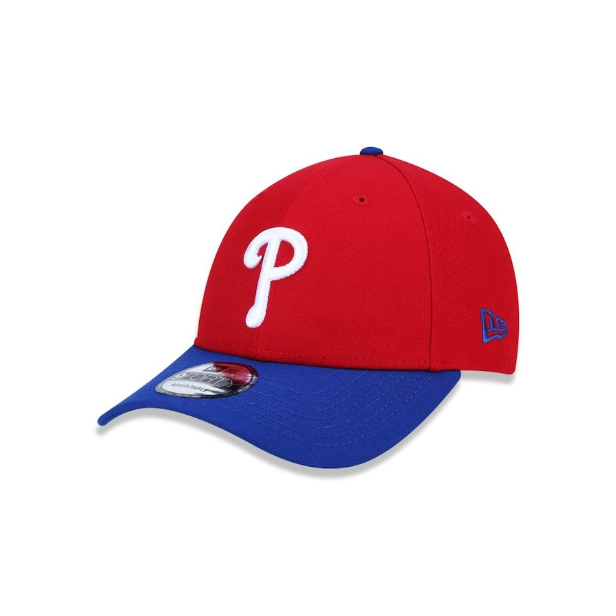 Boné New Era 940 MLB Philadelphia Phillies 42559 - Snapback - Adulto 32226214cd6