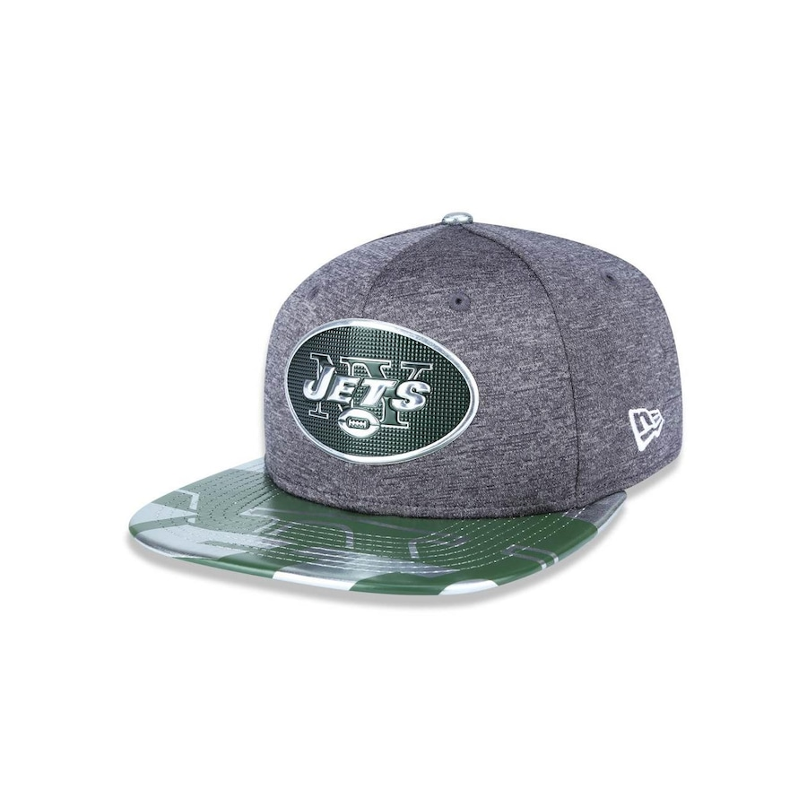 Boné Aba Reta New Era 950 Original Fit NFL New York Jets 39812 - Snapback -  Adulto 4326d07087a