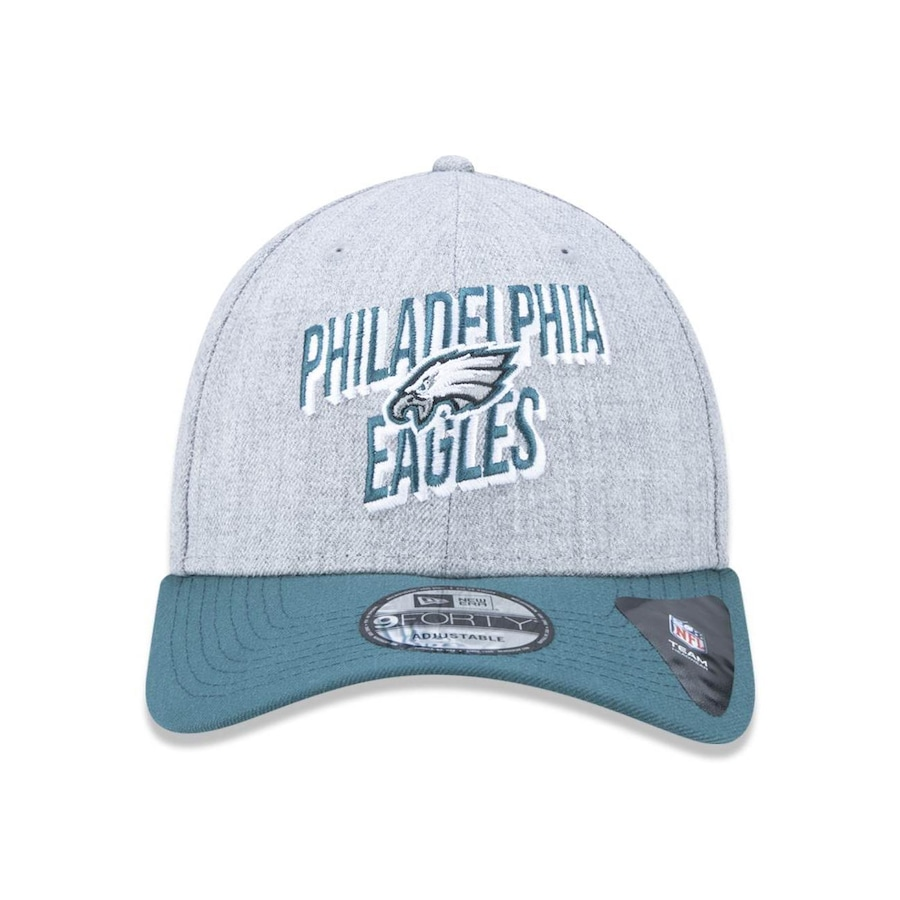 Boné New Era 940 NFL Philadelphia Eagles 42106 - Snapback - Adulto 8e213cd6143