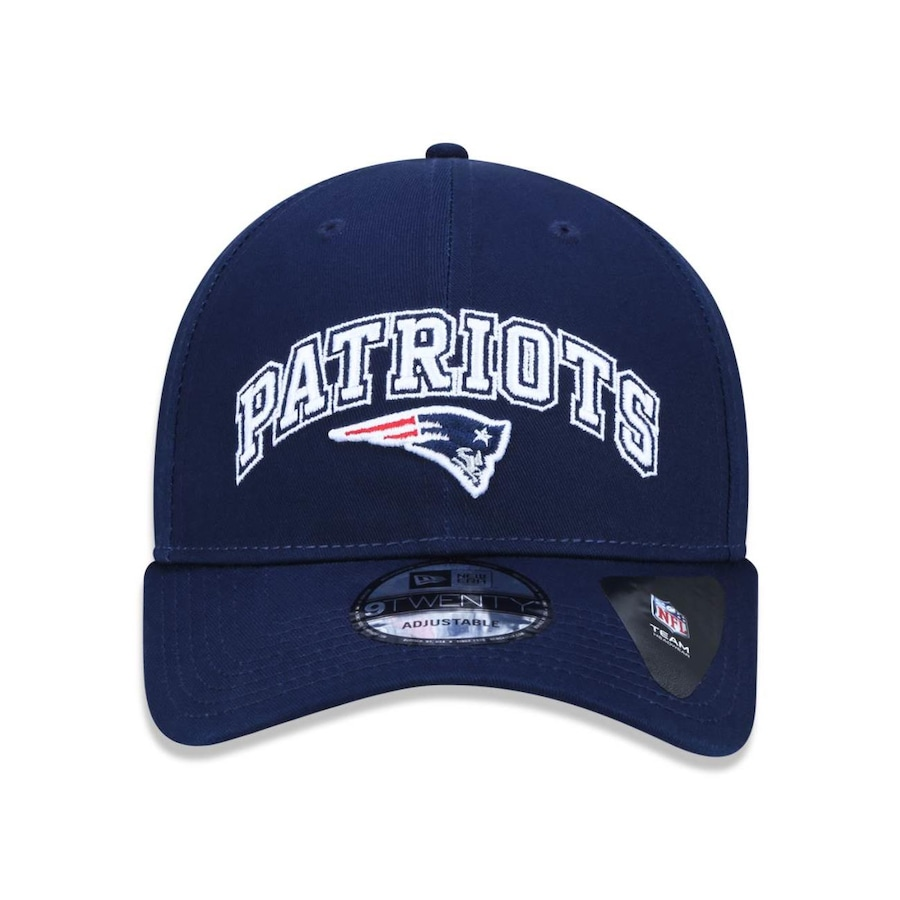 Boné New Era 920 NFL New England Patriots 44386 - Strapback - Adulto 81b9e001afb