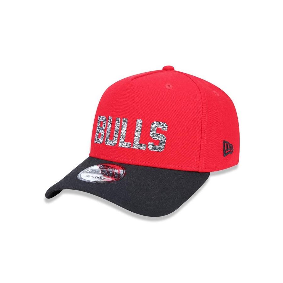 Boné New Era 940 NBA Chicago Bulls 41926 - Snapback - Adulto 3d76bc7f1ad