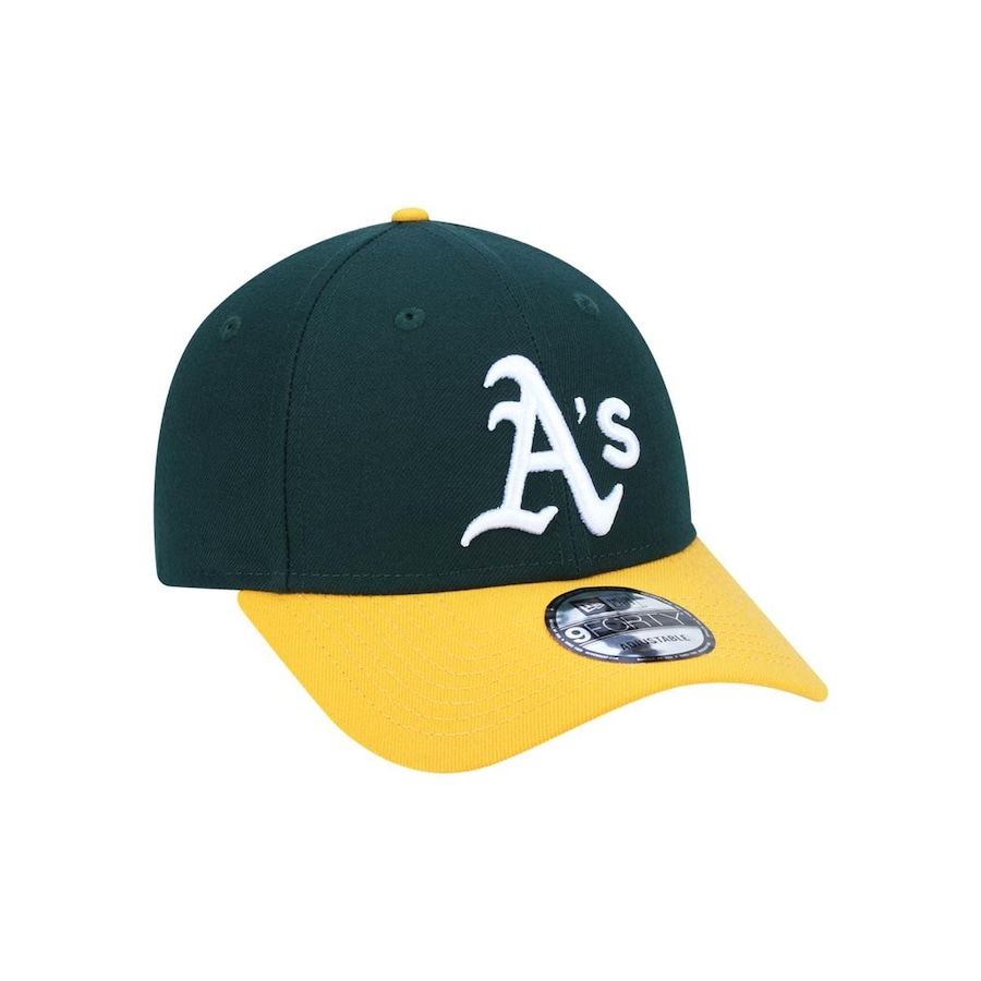 Boné New Era 940 MLB Oakland Athletics 42537 - Snapback - Adulto 78f364d40e0