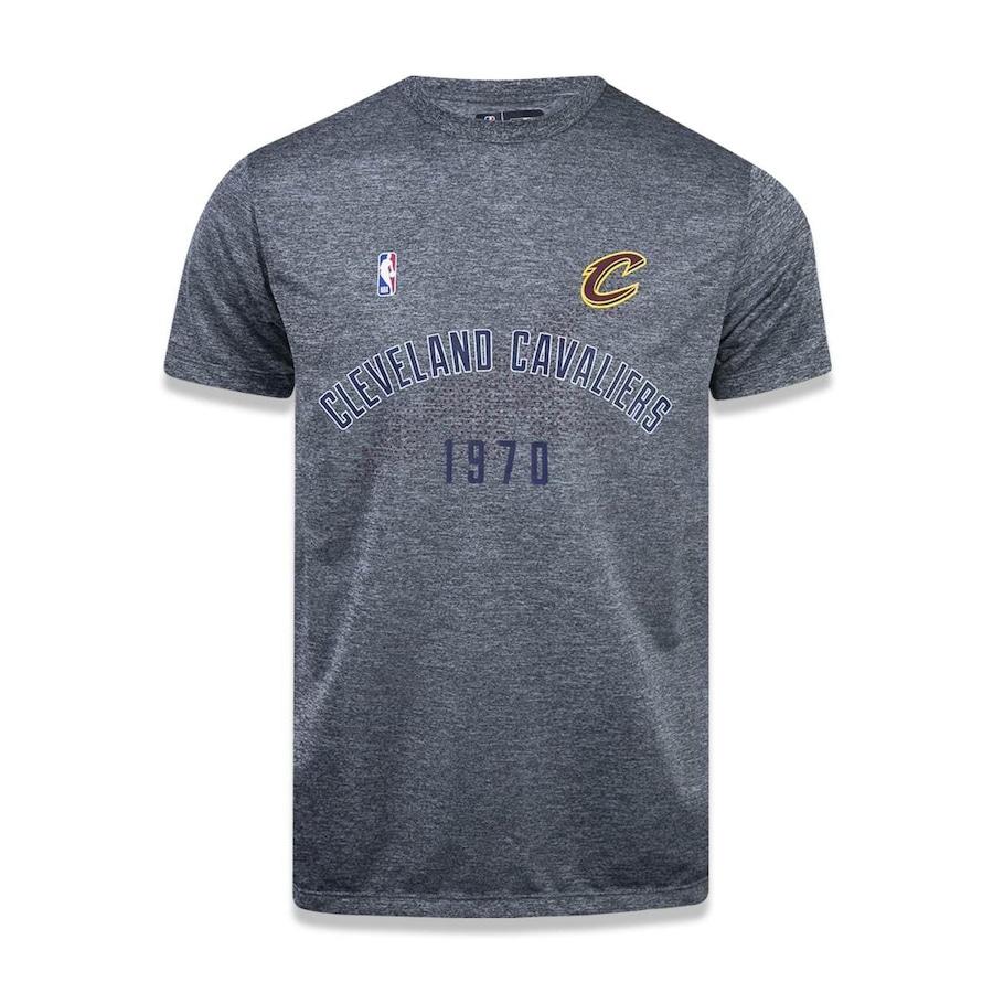 Camiseta New Era NBA Cleveland Cavaliers 44218 - Masculina ca32183888f