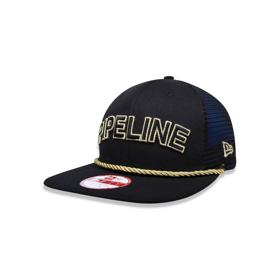 4c8b6b025ca60 Boné Aba Reta New Era 950 Original Fit Branded 31322 - Snapback - Adulto