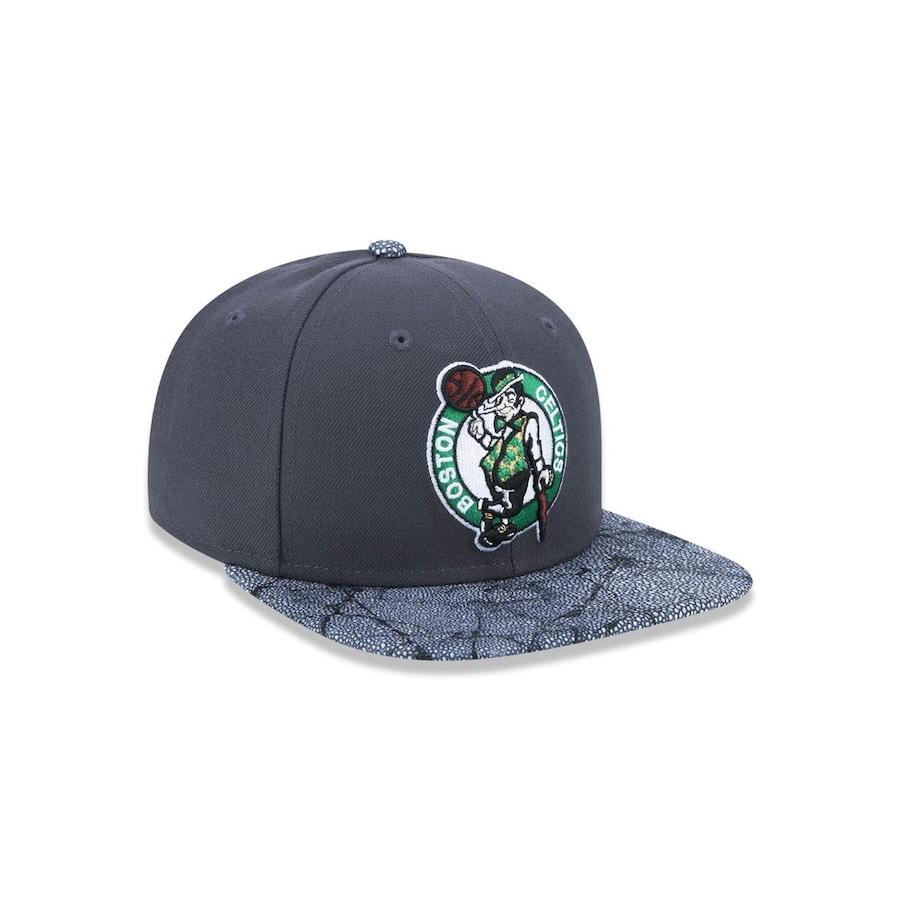 Boné Aba Reta New Era 950 Original Fit NBA Boston Celtics 41031 - Snapback  - Adulto 4cf9e8400ab