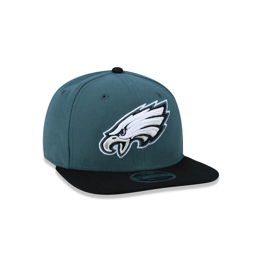 Boné Aba Reta New Era 950 Original Fit NFL Philadelphia Eagles 32851 -  Snapback - Adulto c8ba096bd0c