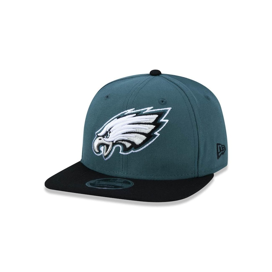 Boné Aba Reta New Era 950 Original Fit NFL Philadelphia Eagles 32851 -  Snapback - Adulto 9b71cda68a4