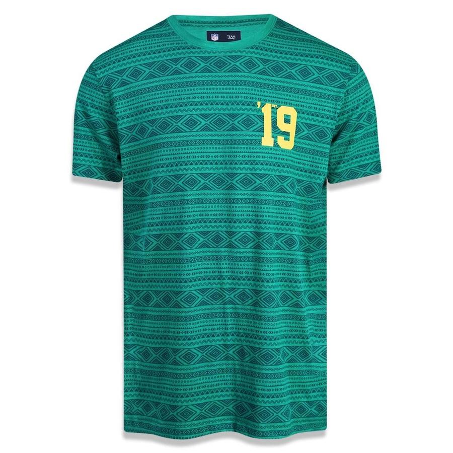 690f50b03e Camiseta New Era NFL Green Bay Packers 43288 - Masculina